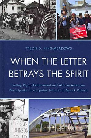 When the Letter Betrays the Spirit PDF