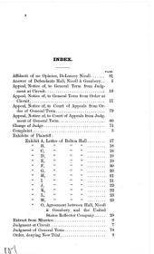 New York Court of Appeals. Records and Briefs.