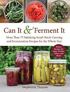 Can It   Ferment It Book