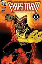 Firestorm: The Nuclear Man (2006-) #23