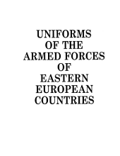 Uniforms of the Armed Forces of Eastern European Countries