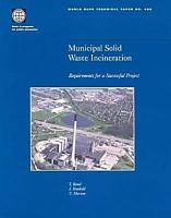 Municipal Solid Waste Incineration PDF