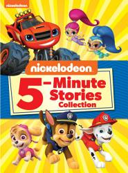 Nickelodeon 5 Minute Stories Collection  Multi property  PDF