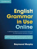 English Grammar in Use Online Online Access Code and Book with Answers Pack