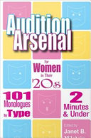 Audition Arsenal for Women in Their 20s PDF