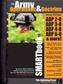 The Army Operations and Doctrine SMARTbook  5th Rev  Ed PDF