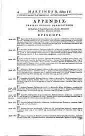 Bullarium Ordinis FF. [i.e. Fratrum] Prædicatorum: Ab anno 1281 ad 1430