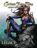 Grimm Fairy Tales Adult Coloring Book  Legacy