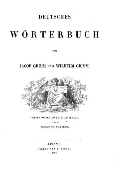 Deutsches W  rterbuch  von J  und W  Grimm  and others   16 Bde   in 32    PDF