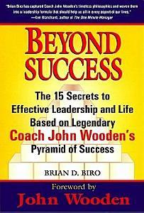 Beyond Success Book