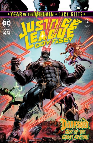 Download Justice League Odyssey  2018 2020   12 Book