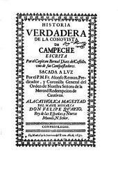 Historia verdadera de la conqvista de Campeche
