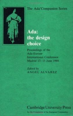Ada  The Design Choice PDF