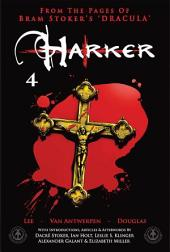 From the Pages of Bram Stoker's Dracula Harker #4