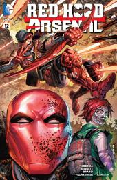 Red Hood/Arsenal (2015-) #12