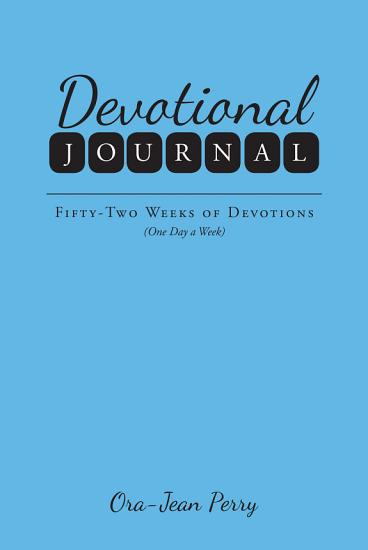 Devotional Journal PDF