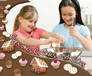Cupcakes  Cookies  and Cakes PDF