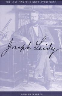 Joseph Leidy Book