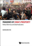 Paradoxes of China s Prosperity