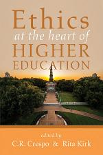 Ethics at the Heart of Higher Education