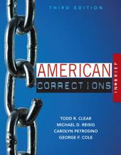 American Corrections in Brief: Edition 3