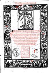 Missale Romanum ordinarium. Missale romanum nuper ad optatum comodum quorumcumque sacerdotum summa diligentia distinctum et ortographia castigatum atque ita ex nouo ordine digestum ... [Venezia Lucantonio Giunta 1.] (Venetijs