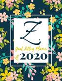 Z Goal Setting Planner for 2020