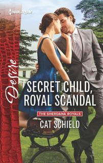 Secret Child  Royal Scandal Book