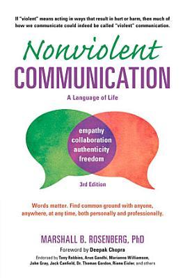 Nonviolent Communication  A Language of Life
