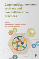 Communities  Archives and New Collaborative Practices PDF