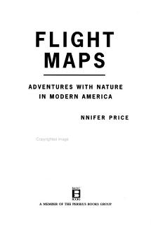 Flight Maps Book