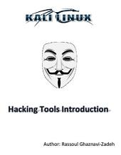 Kali Linux: Hacking Tools Introduction