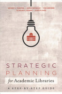 Strategic Planning for Academic Libraries PDF