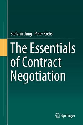The Essentials of Contract Negotiation PDF