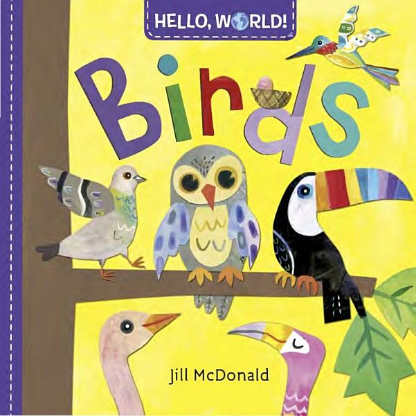 Download Hello  World  Birds Book