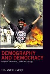 Demography And Democracy Book PDF