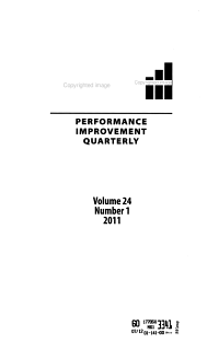 Performance Improvement Quarterly PDF