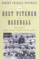 The Best Pitcher in Baseball PDF