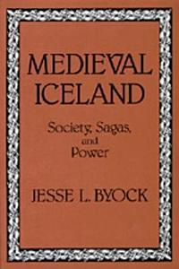 Medieval Iceland Book