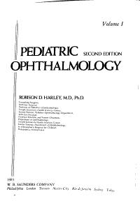 Pediatric Ophthalmology PDF