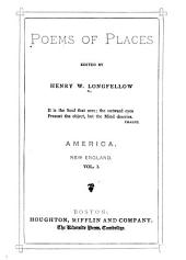 Poems of Places: America