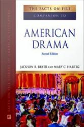 The Facts on File Companion to American Drama PDF