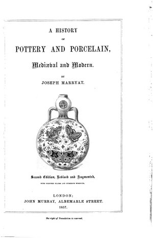 A History of Pottery and Porcelain