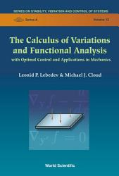 The Calculus of Variations and Functional Analysis PDF