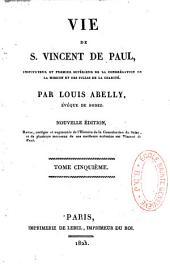 Vie de S. Vincent de Paul