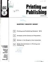 Printing and Publishing PDF