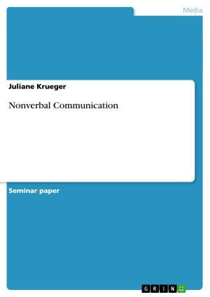 Nonverbal Communication PDF