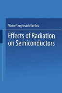 Effects of Radiation on Semiconductors