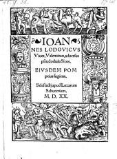 Aduersus pseudodialecticos. Eivsdem Pompeius fugiens