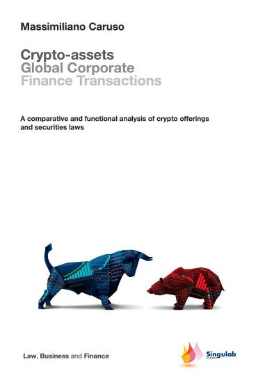Crypto assets global corporate finance transactions PDF